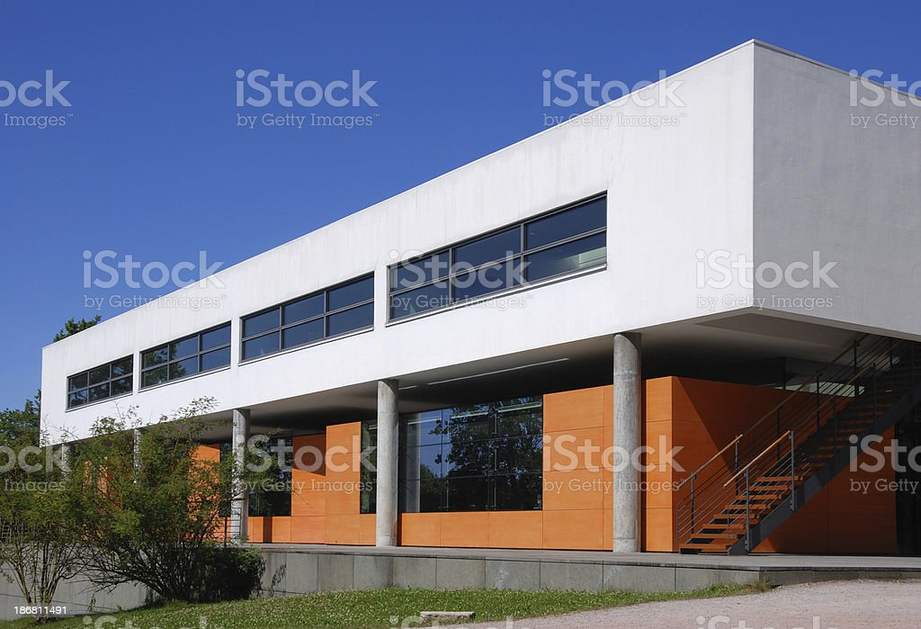 College of music stock photo