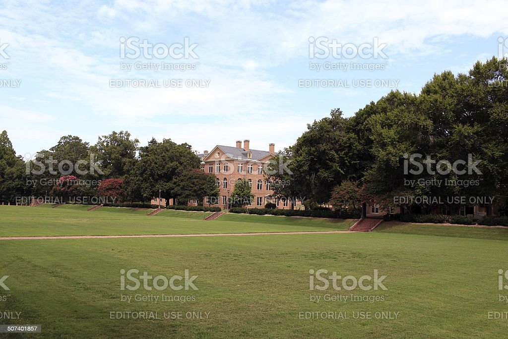 College of William and Mary stock photo