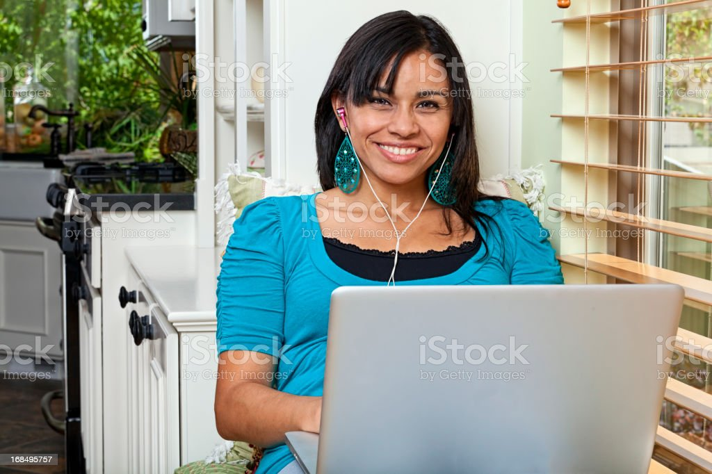 College Online royalty-free stock photo