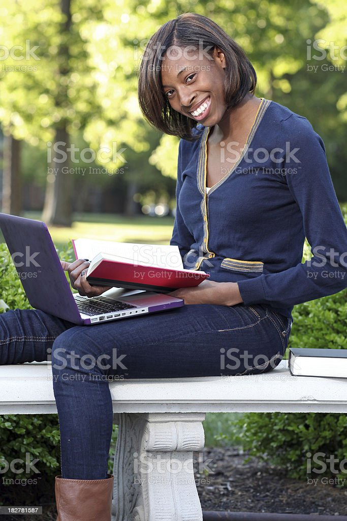 College Series royalty-free stock photo