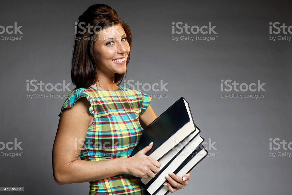 College Student stock photo