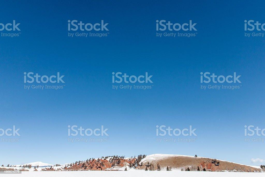 Collegiate Peaks stock photo