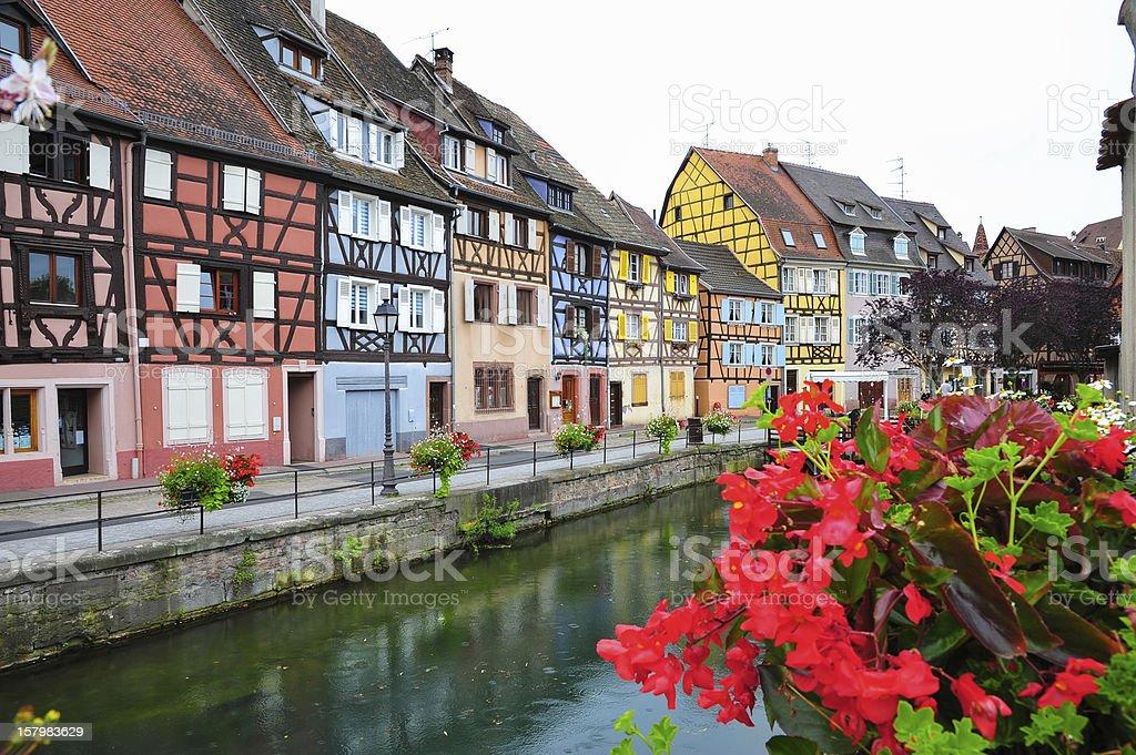 Colmar, France royalty-free stock photo