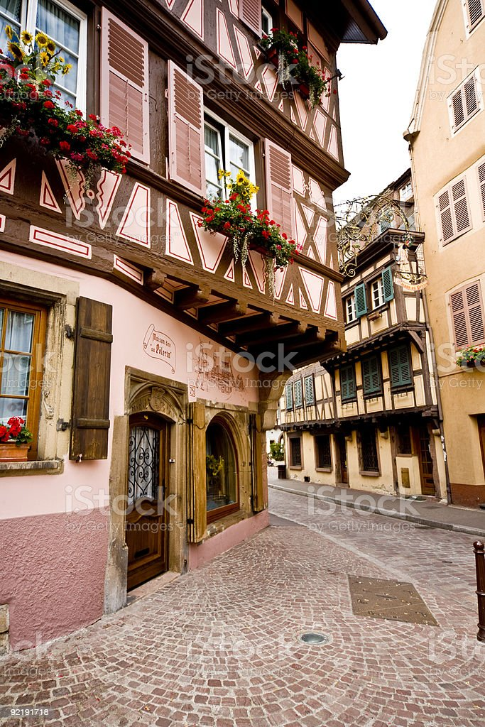 Colmar stock photo