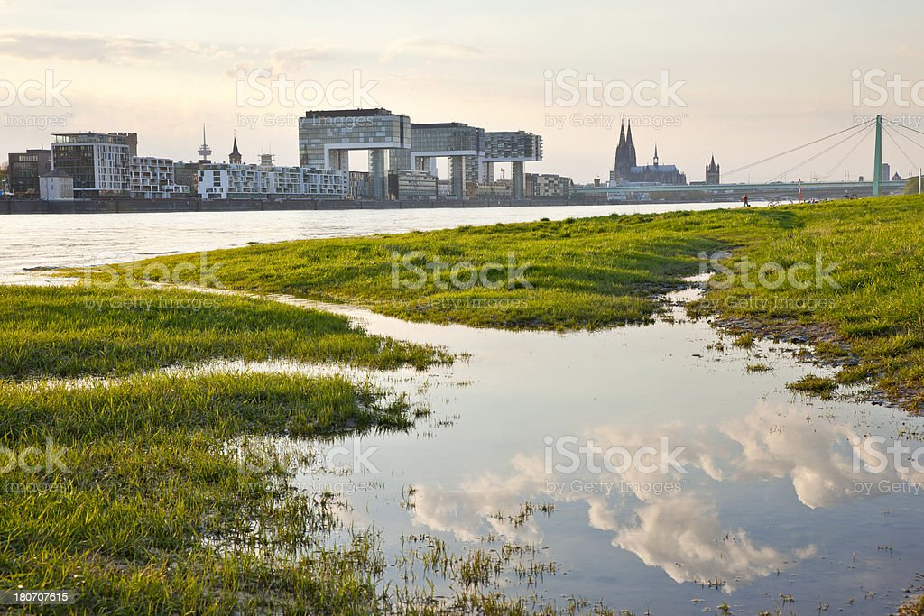 Cologne, Germany royalty-free stock photo