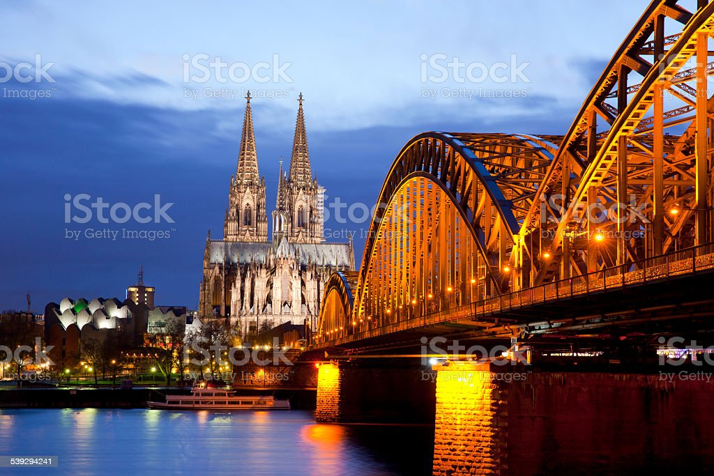 Cologne, Germany stock photo