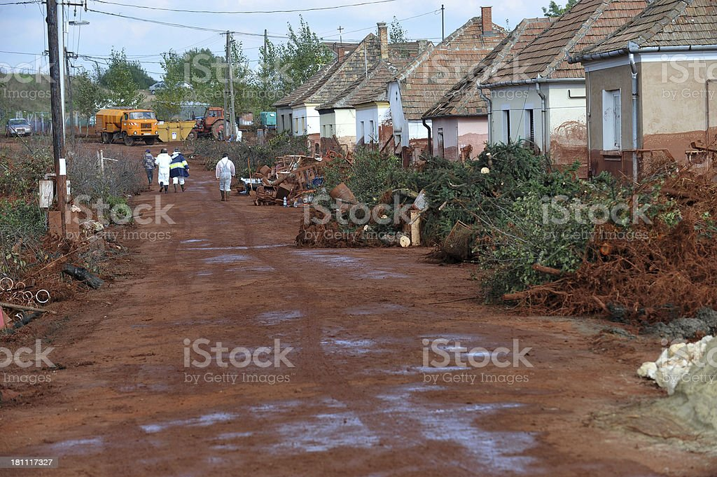 ?cology disaster royalty-free stock photo