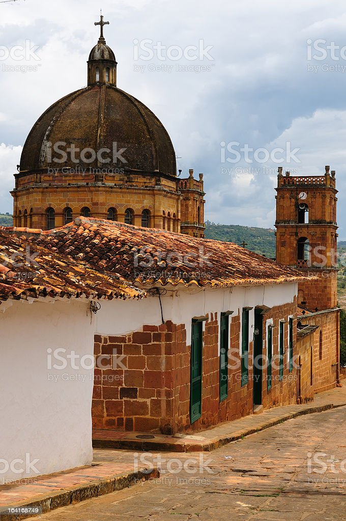 Colombia royalty-free stock photo