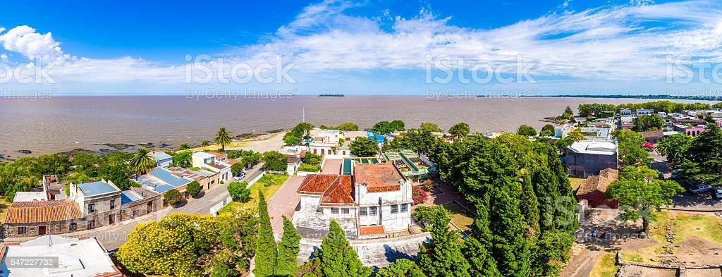 Colonia del Sacramento, Uruguay stock photo