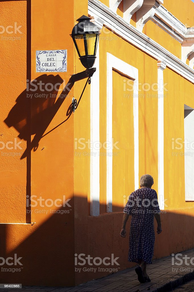 Colonia, Uruguay royalty-free stock photo