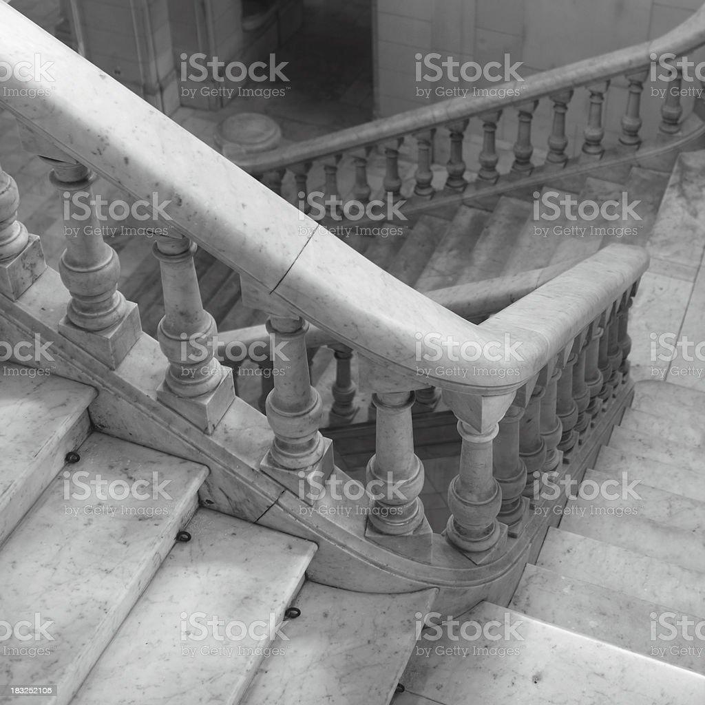 Colonial Architecture, Havana, Cuba stock photo