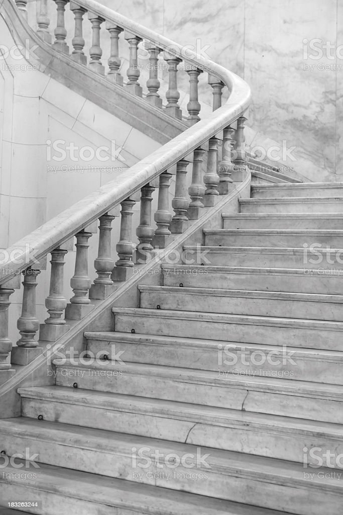 Colonial Architecture stock photo