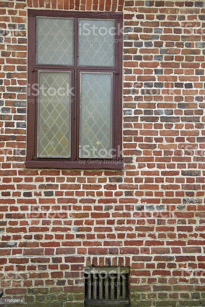 Colonial Facade stock photo