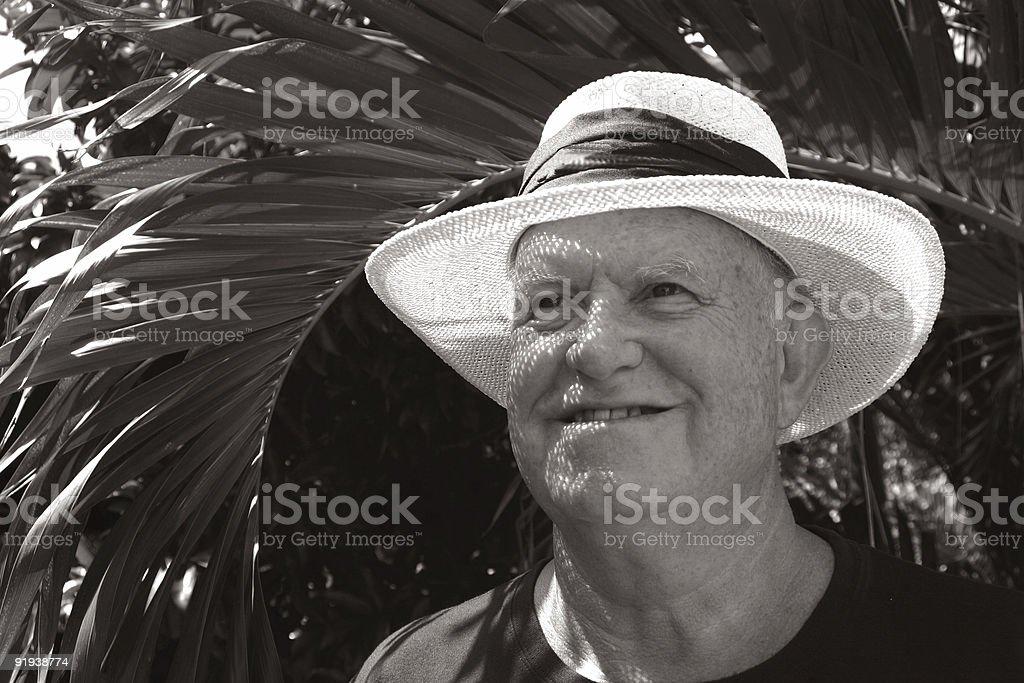 Colonial Man royalty-free stock photo