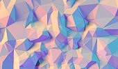 Color background of triangles