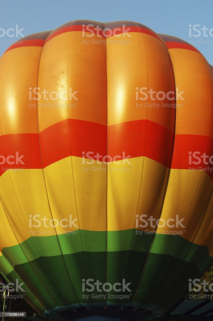 Color Balloon royalty-free stock photo