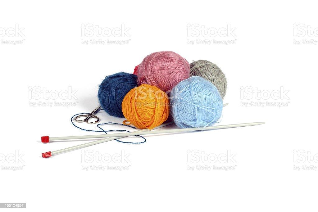 色のボールのネジ ロイヤリティフリーストックフォト
