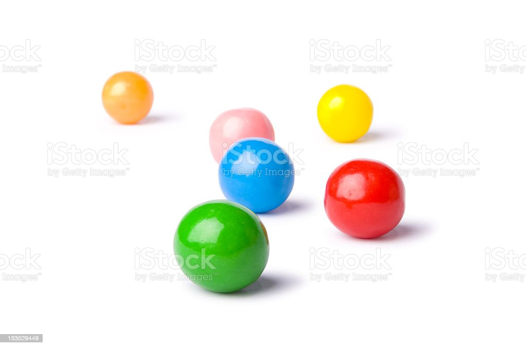 Color Balls stock photo