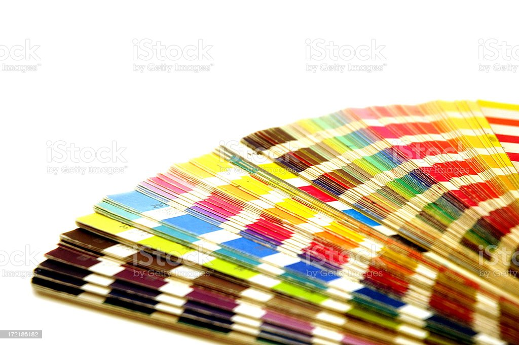 Color Book royalty-free stock photo