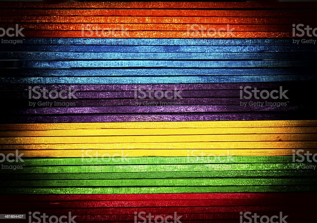 Color Burst royalty-free stock photo