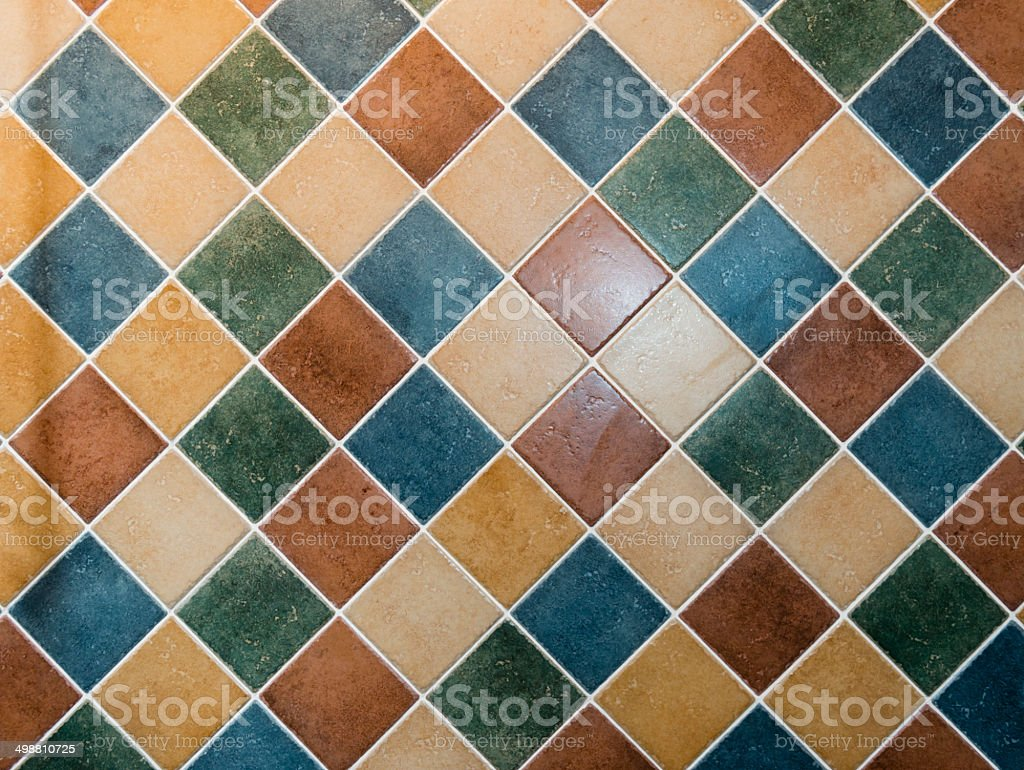 Color Ceramic tiles backgrounds royalty-free stock photo