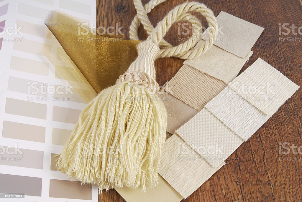 color choice for interior royalty-free stock photo