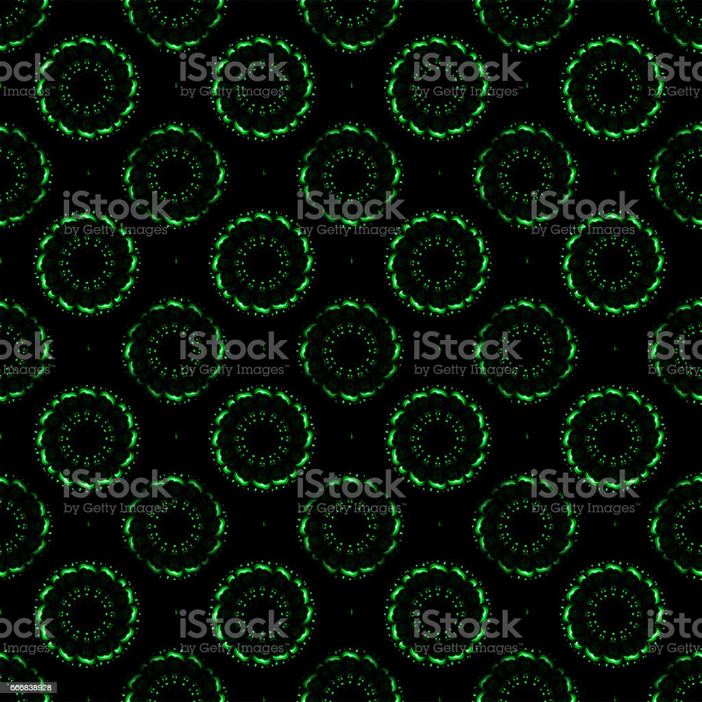 Color Circle, Abstract Circle art of wallpaper for background and texture stock photo