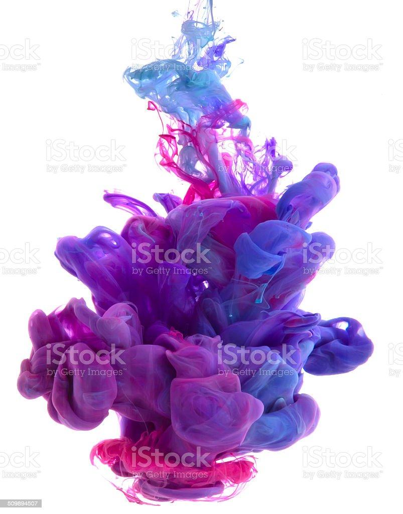 color drop stock photo