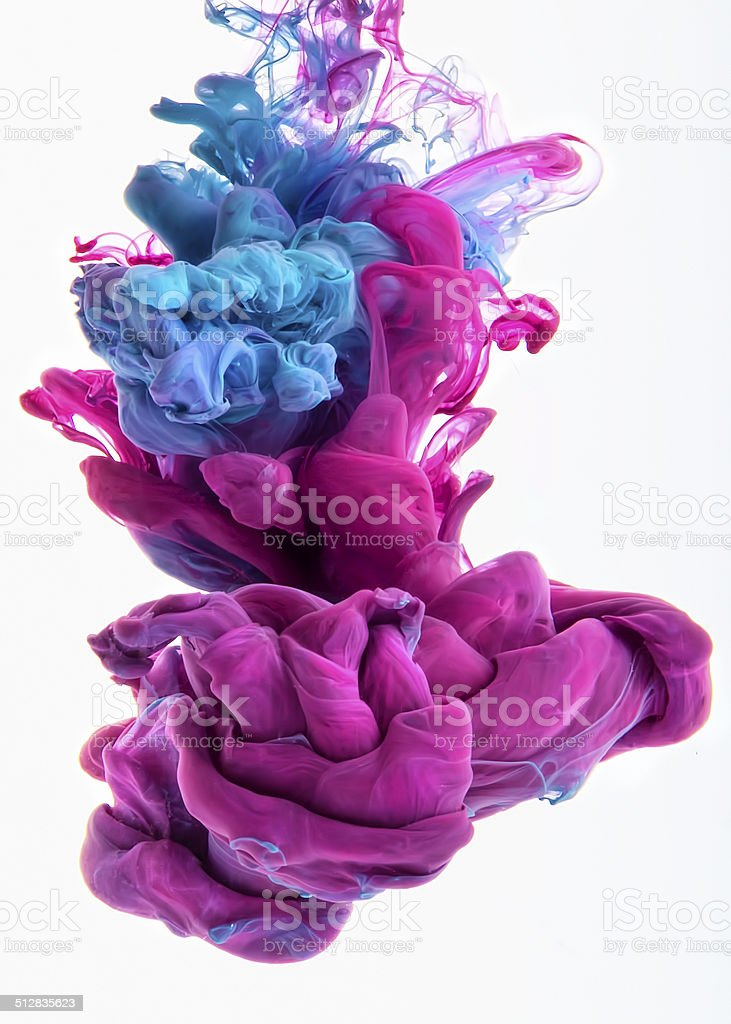 color drop stock photo
