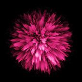 Color dust powder splash blast outburst explosion.