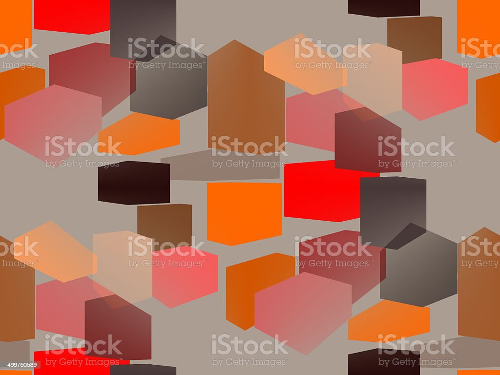 Color Interior Design Abstract. royalty-free stock photo