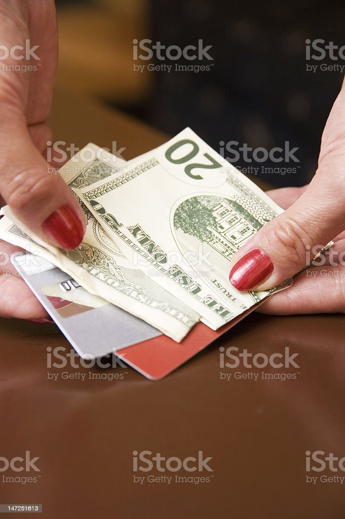 color of money stock photo