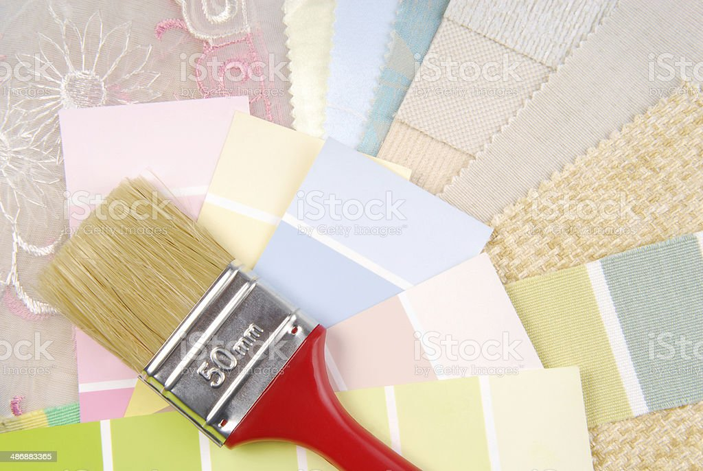 color pastel design  selection stock photo