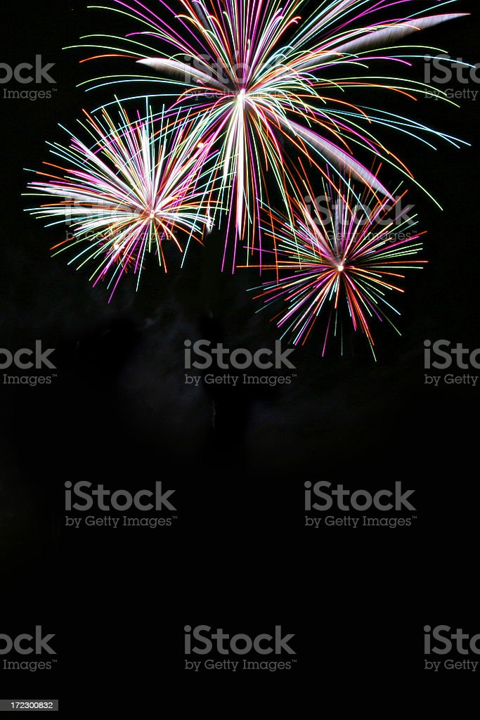 Color Popping with Copy Space royalty-free stock photo