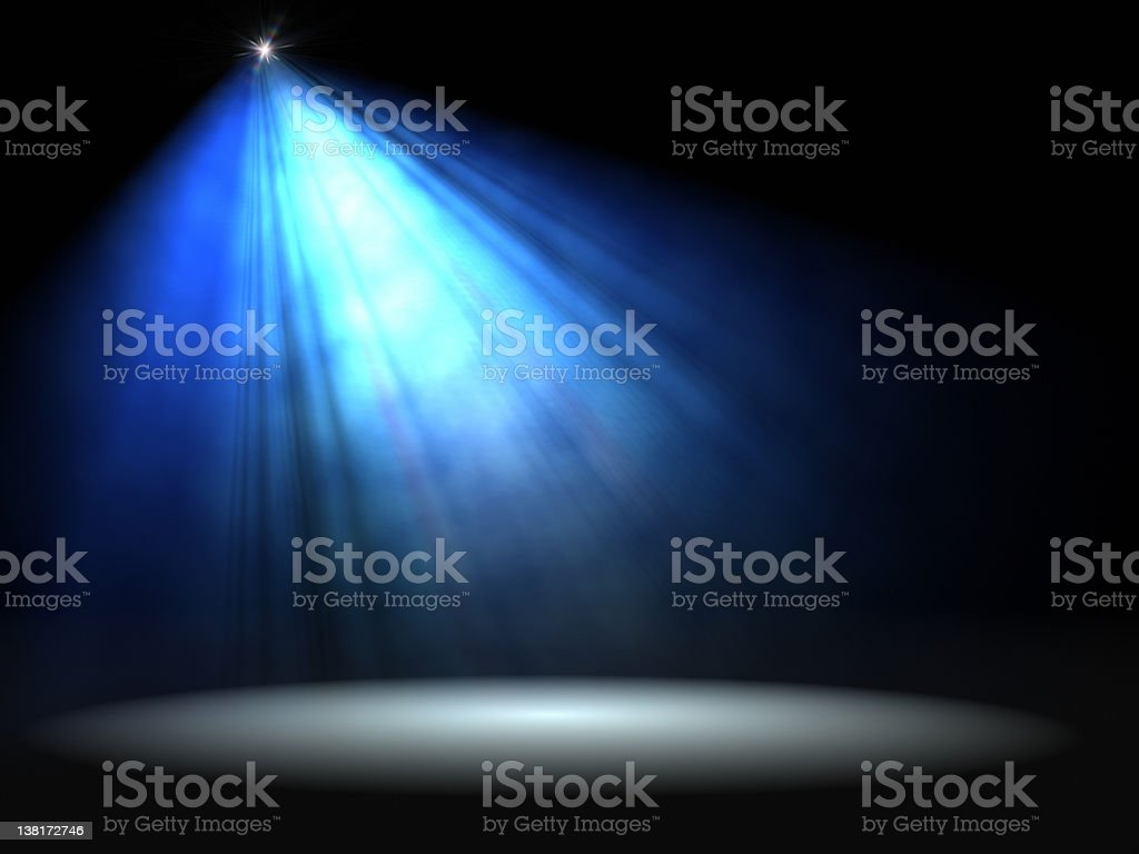 Color scene light royalty-free stock photo