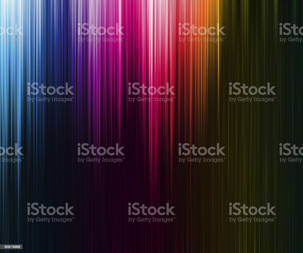 Color single lines background. Abstract gradient fund stock photo