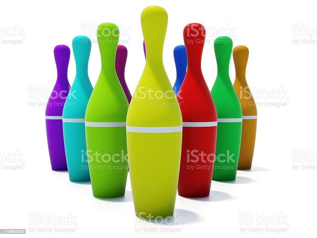 color skittles stock photo