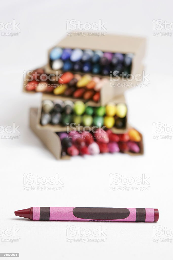 Color Stack royalty-free stock photo