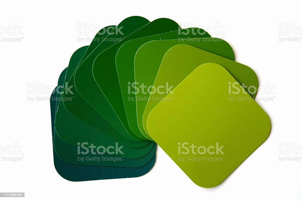 color Swatch stock photo