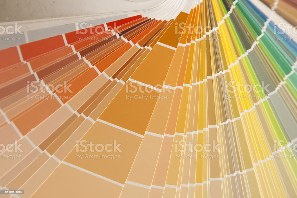Color Warm royalty-free stock photo