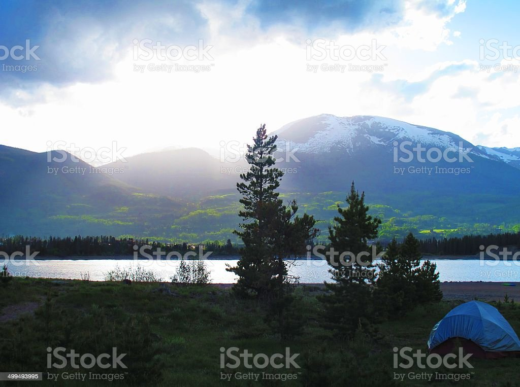 Coloradical stock photo
