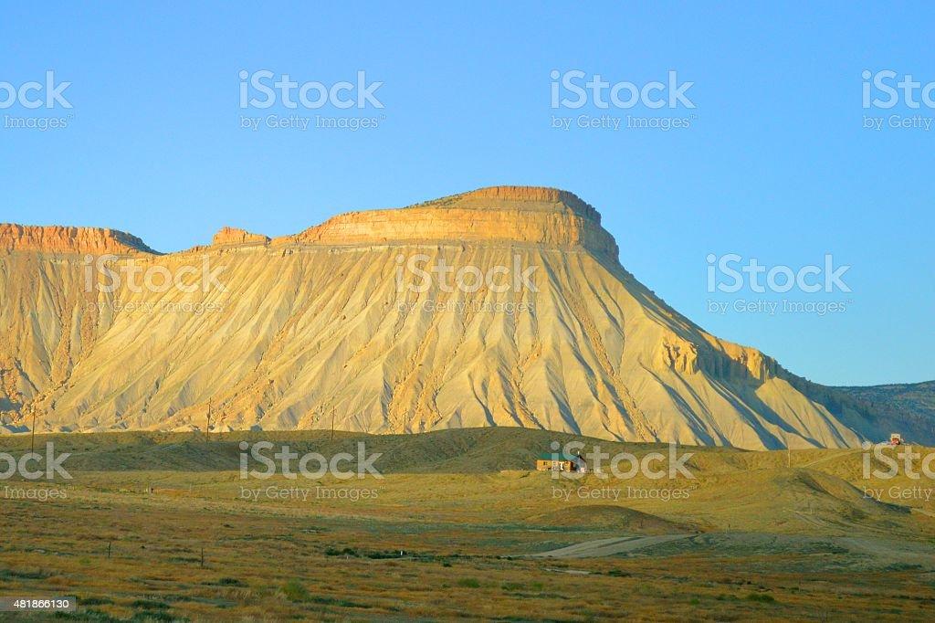 Le Colorado 6 photo libre de droits