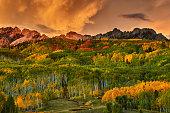 Colorado Autumn Along Kebler