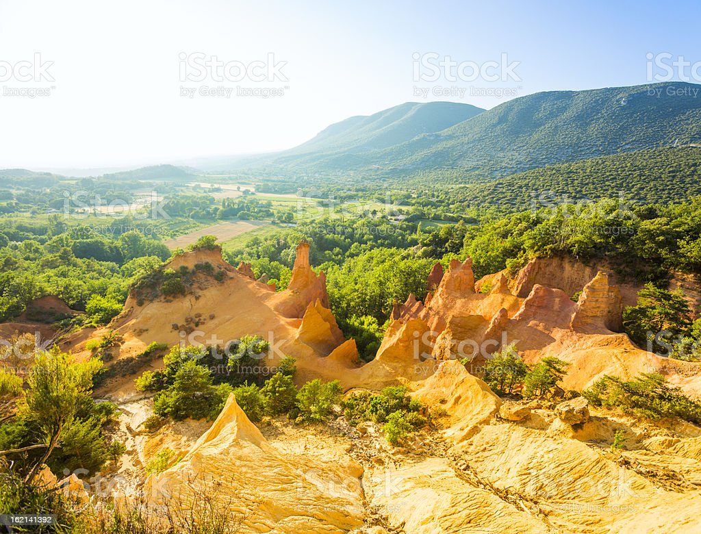 Colorado Provencal stock photo