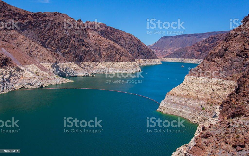 Colorado River stock photo