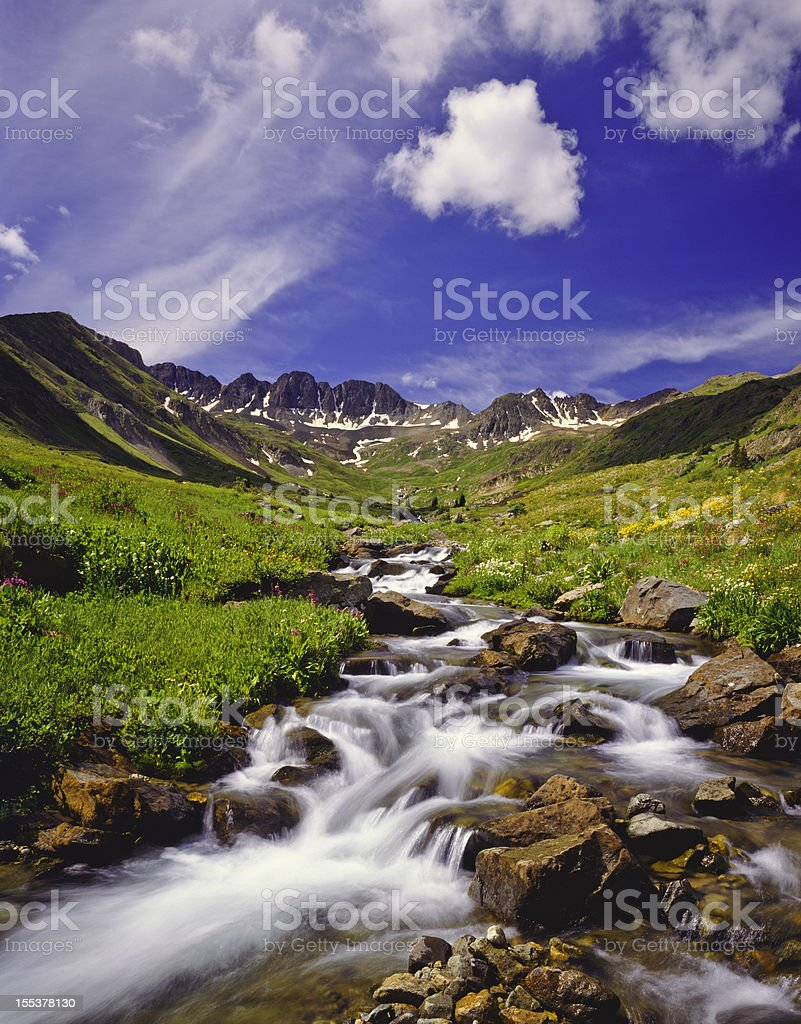 Colorado Spring (P) stock photo