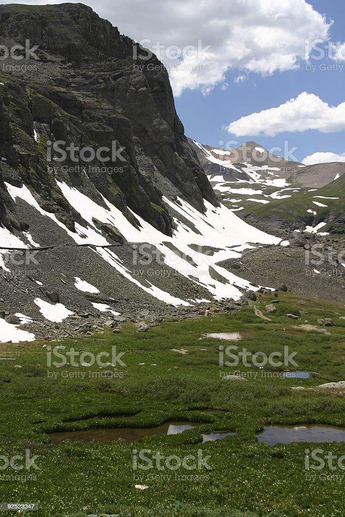 Colorado - Telluride stock photo
