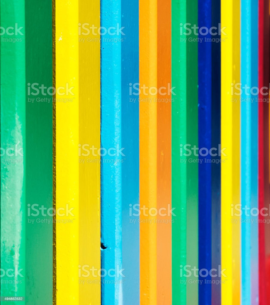 colored bar stock photo