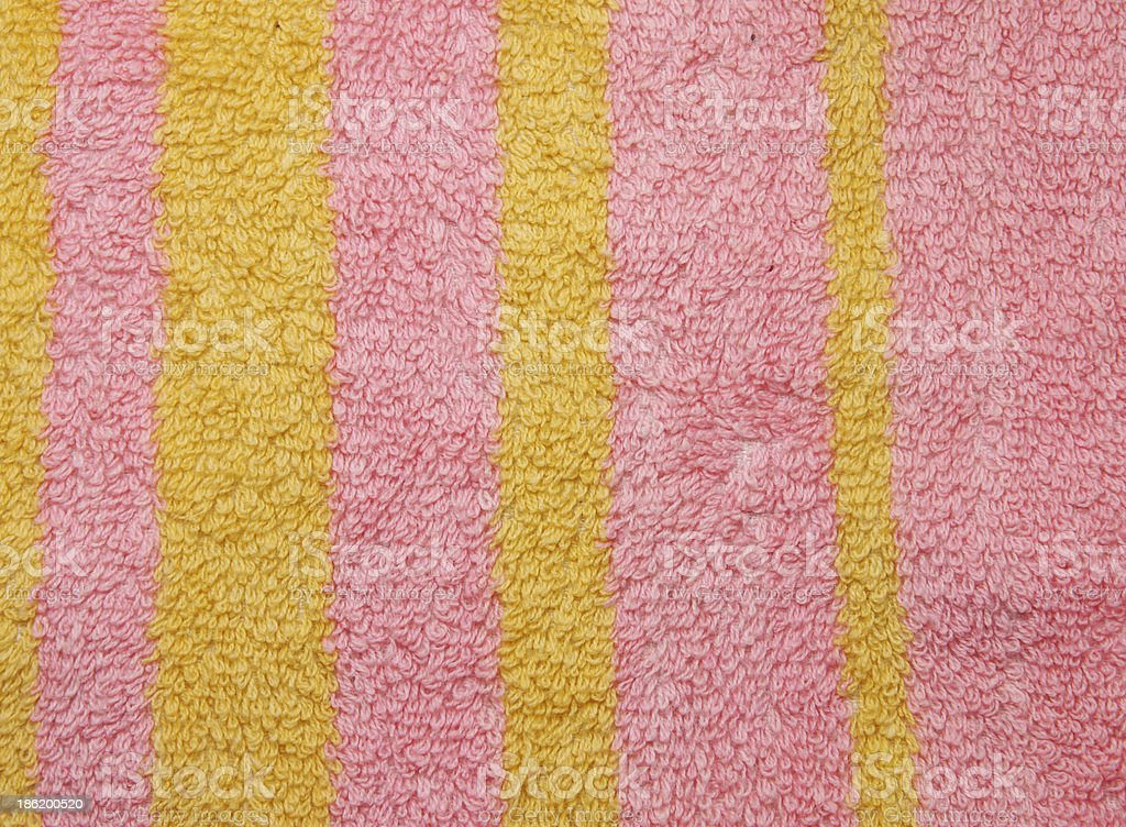 Colored cloth royalty-free stock photo