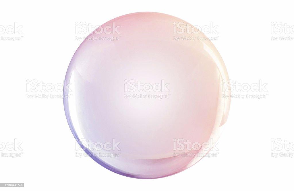 Colored Globe stock photo